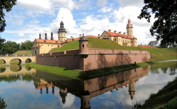 Несвижский замок2