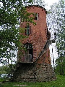 Ворняны башня
